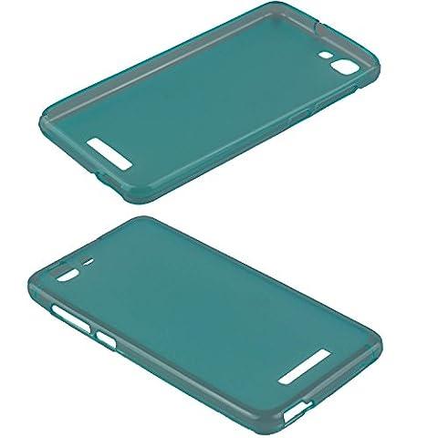 caseroxx Mobistel Cynus F10 TPU-Bumper aus TPU, stoßfeste Schutzhülle Smartphone