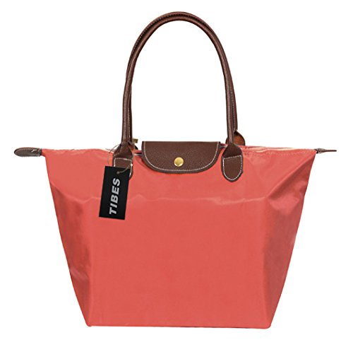 6eba9efe45 Tibes Borsetta tracolla Borsetta donna Borse a spalla Borse per donne  Maneggiare borse Borsa del messaggero rosa
