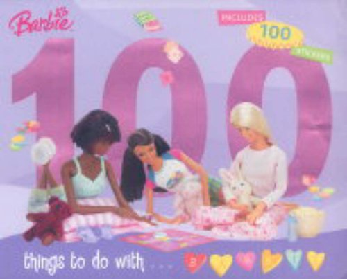 100 things to do with Barbie