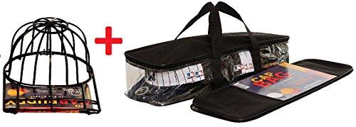 Cap Buddy CAP WASHER & CAP BAG Top Set inkl. 1 1 Cap Tasche Aufbewahrung von mindestens 18 Baseball Kappen