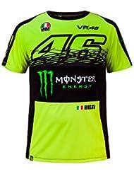 Camiseta VR46 Monster Replica 2017 (M)