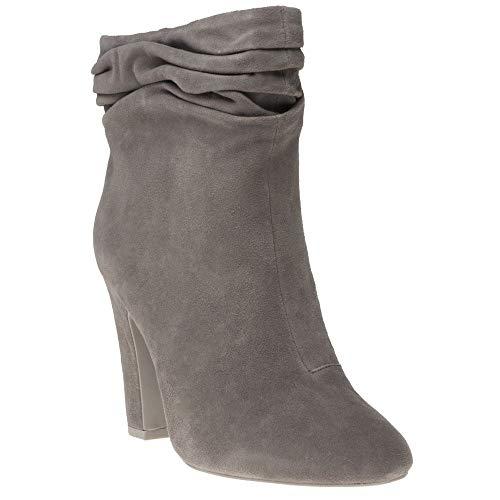 DKNY Sabel Damen Stiefel Neutral