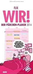 Flix - Wir! Der Pärchenplaner 2014