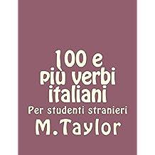 100 e più verbi italiani (Italian Edition)