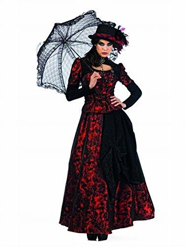 Kostüm Lady Spanien - Limit EA139TXXL rot Gothic Roxaria Kostüme (2x große)