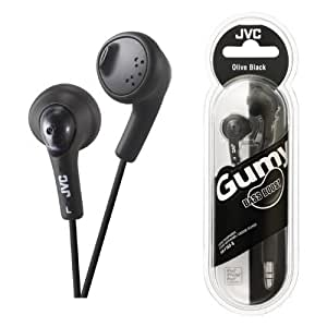 a0a653f8553 Image Unavailable. Image not available for. Colour: UKDapper JVC HAF160  Black Gumy Bass Boost Stereo ...