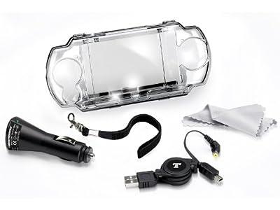 Thrustmaster T-Travel Charge Pack for PSP Slim (PSP)