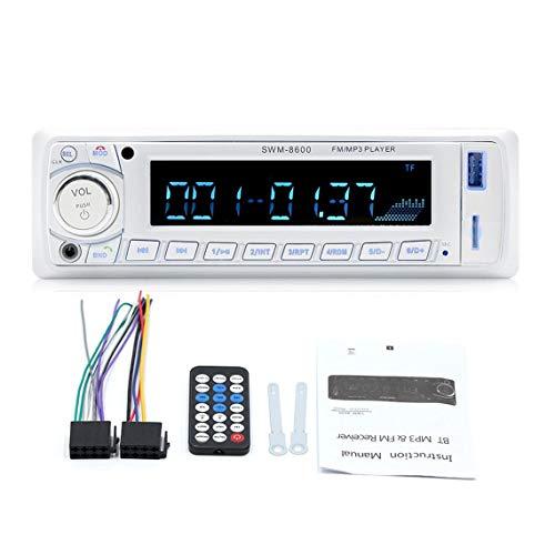 Zinniaya Accessoires de Voiture Lecteur MP3 Amplificateur numérique Écran LCD Navigation vocale Radio USB Lecteur Audio de Voiture