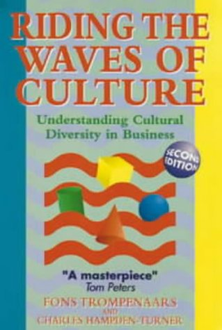 Riding the Waves of Culture: Understanding Cultural Diversity in Business por Fons Trompenaars
