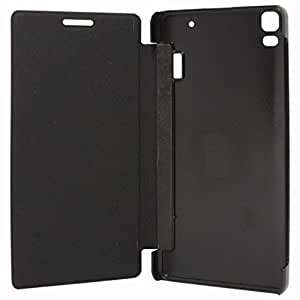 OTD Flip Cover for Micromax Bolt A069 Black