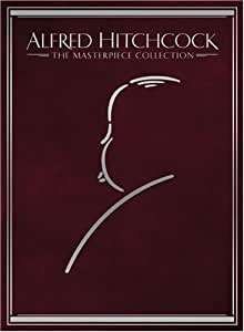 Alfred Hitchcock: Masterpiece Collection [Import USA Zone 1]