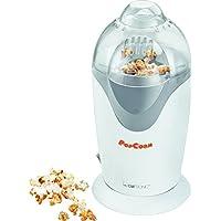 Clatronic PM 3635 Popcornautomat, weiß / grau