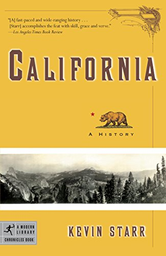 california-a-history-modern-library-chronicles-series