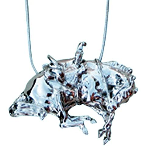 Intrepid International Bucking Bronco Pendant