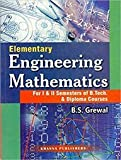 Elementary Engineering Mathematics