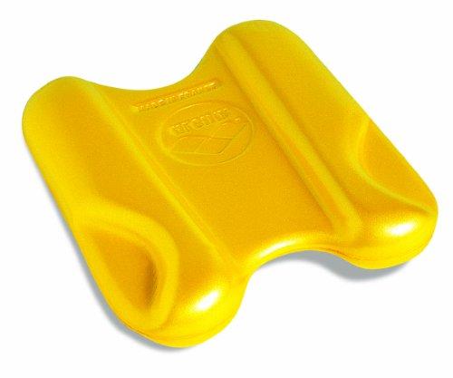 arena Unisex Schwimmbrett Pullkick, yellow, one size, 95010 (Arena Schwimmen)
