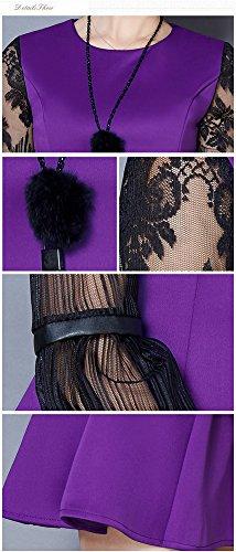 LifeWheel - Pull -  Femme Violet - Violet