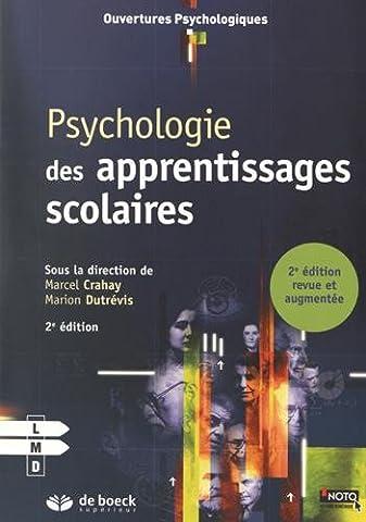 Psychologie des apprentissages