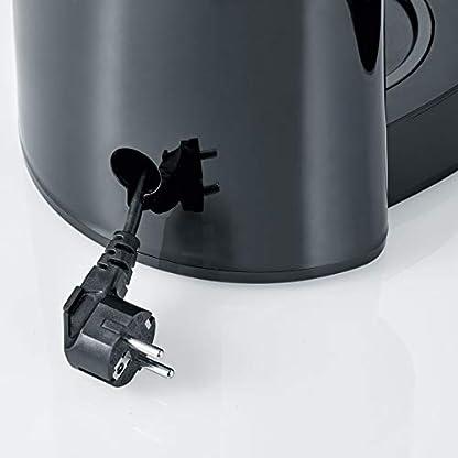 SEVERIN-KA-4815-Type-Kaffeemaschine-Fr-gemahlenen-Filterkaffee-10-Tassen-Inkl-Glaskanne-schwarz