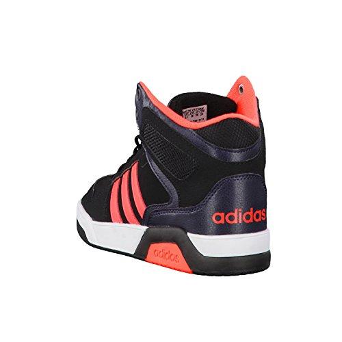 adidas Bb9tis Mid K, Chaussures de Sport Garçon Noir Negro Negbas