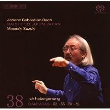 Bach: Cantatas, Vol. 38 [Hybrid SACD]