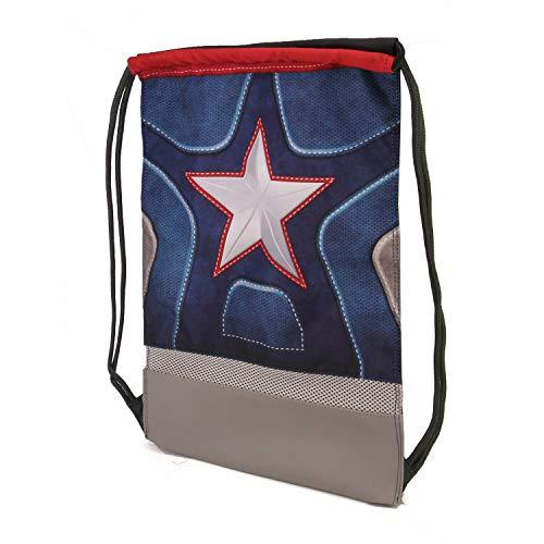 fc9897427e448 Turnbeutel Captain America - einfach finden auf turnbeutel-24.de!