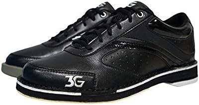 Hombre para bowling 3G Classic Pro con cambio Suela/de azada Negro