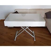 Tavolo trasformabile in tavolino - Amazon.it