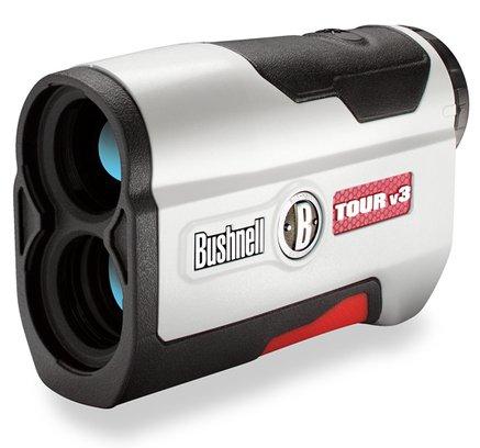 Bushnell - Medidor Láser Golf Tour V3 Blanco