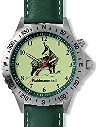 Greiner reloj 'Waidmannsheil' 1209-E