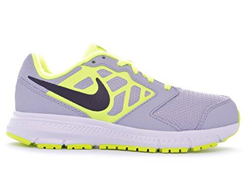 Nike Downshiffter 6 (Gs/Ps) Scarpe Sportive, Unisex (grey - yellow - black)