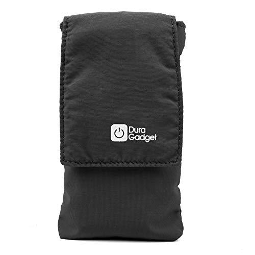 Schwarzes Sleeve 14 x 9 cm für kleinere Kameras