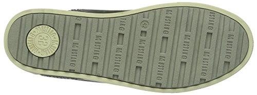 Mustang 4080-501 hommes Baskets Gris - Grau (259 graphit)