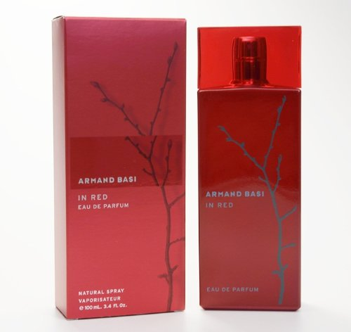 Armand Basi in Red Eau de Parfum 100 ml (Woman)