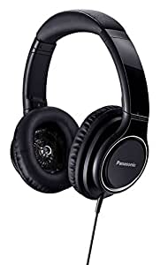 Panasonic High Resolution Audio Headphones RP-HD5 - Black