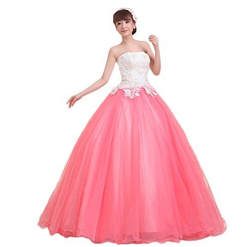 Leader of the Beauty Damen Kleid Rose