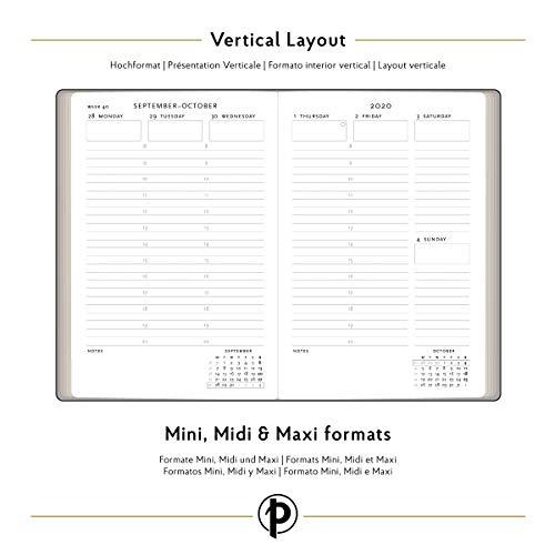Pagina Di Calendario Luglio 2019.Paperblanks Stupenda Agenda In