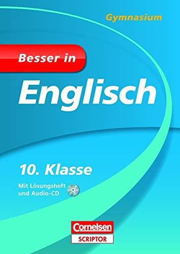 Besser in Englisch - Gymnasium 10. Klasse (Cornelsen Scriptor - Besser in)