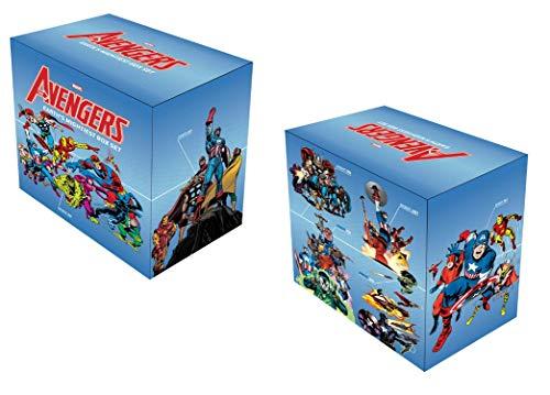 Preisvergleich Produktbild Avengers: Earth's Mightiest Box Set Slipcase (The Avengers Earth's Mightiest Heros)