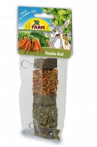 Mr. Woodfield Double-Roll  Ergänzungsfuttermittel für Zwergkaninchen, Meerschweinchen, Ratten, Hamster, Mäuse, Chinchillas und Degus. - 2