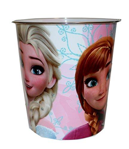 Disney Frozen Die Eiskönigin Papierkorb Mülleimer Elsa Anna 24 x 23 cm