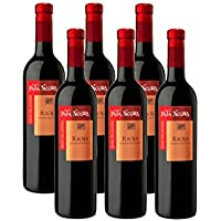 Pata Negra Gran Selección D.O Rioja Vino Tinto - 6 Botellas x 750 ml - Total: 4500 ml