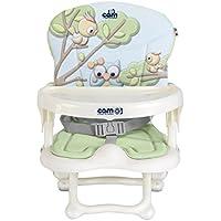 Cam S333 C225 Silla silla para niño/bebe - sillas para niño/bebe (Silla, Beige, Color blanco, Imagen, Asiento acolchado, Lavado de manos, EN 16620 EN 71 directive 2005/84/CE)