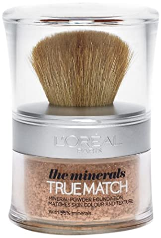 L'Oreal Paris True Match Minerals Foundation 3.N Creme Beige 10g