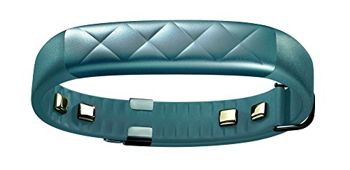 UP3 by Jawbone Heart Rate, Activity + Sleep Tracker, Teal Cross  available at amazon for Rs.5351