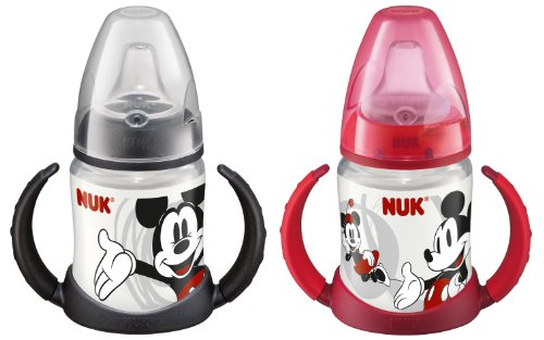 Nuk Mickey, Biberon di apprendimento, 150 ml