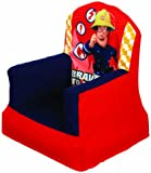 Fireman Sam Inflatable Chair For Kids