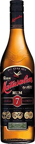 Matusalem Solera 7 Years Old Rum, 70 cl
