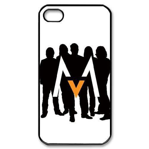 LP-LG Phone Case Of Maroon 5 For Iphone 4/4s [Pattern-6] Pattern-2