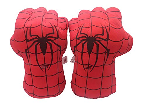 Sunny Spiderman Cosplay Prop Spider Rubber Black Spider Cosplay Gift Amazing Spider-man Accessory Collections Props Gift Drop Ship Customers First Novelty & Special Use
